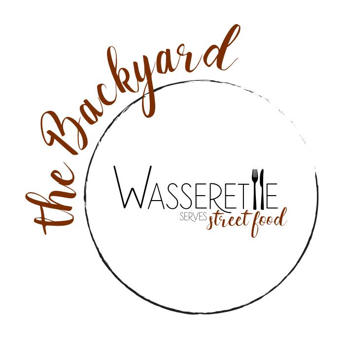 Wasserette the backyard